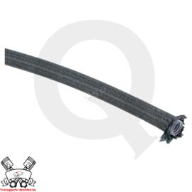PTFE brandstof / olie slang - kevlar mantel D04