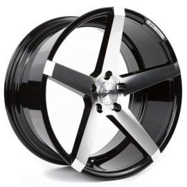 ZP6.1 Gloss Black Polished