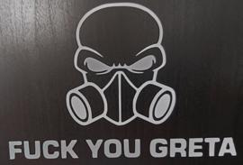 Fuck You Greta