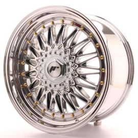 JR-Wheels JR9 Wheels Chrome 18 Inch 8J ET35 5x112 5x120