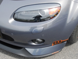 "Headlight Spoilers Mazda MX5 ""CALIFORNIA"" iBherdesign"