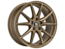 Sparco DRS Wheels Rally Bronze