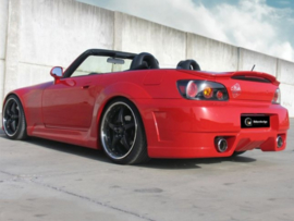 "Rear Wheel Arches Honda S2000 ""TAIPAN"" iBherdesign"