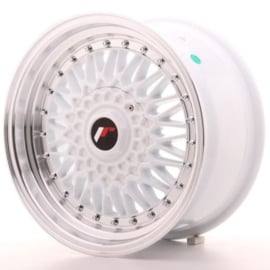 JR-Wheels JR9 Wheels White 16 Inch 8J ET25 4x100/108