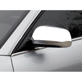 Set spiegelkappen chroom passend voor Peugeot 207 2006-