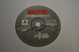 Resident Evil Survivor (PS1 PAL)