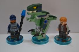 Lego Dimensions - Team Pack - Jurassic World