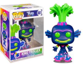 POP! King Trollex - Trolls NEW