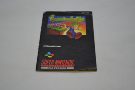 Lemmings (SNES FRG)