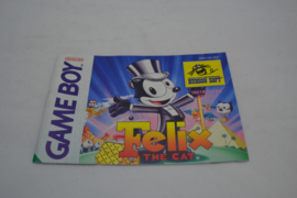 Felix The Cat (GB UKV MANUAL)
