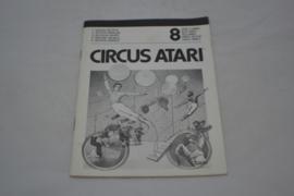 Circus Atari (ATARI MANUAL)