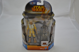 Star Wars Rebels Action Figures Bossk And Ig-88 Hasbro NEW