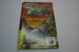 Chopper Attack (N64 EUR MANUAL)