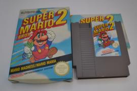 Super Mario Bros 2 (NES FRA CIB)
