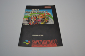 Super Mario Kart (SNES NOE MANUAL)