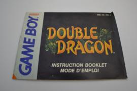 Double Dragon (GB FAH MANUAL)