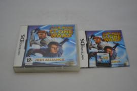 Star Wars - The Clone Wars - Jedi Alliance (DS UKV CIB)