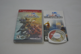 Final Fantasy Tactics War of Lions (PSP USA CIB)