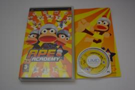 Ape Academy (PSP PAL CIB)