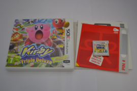 Kirby Triple Deluxe (3DS HOL)