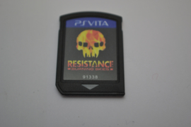 Resistance - Burning Skies (VITA CART)