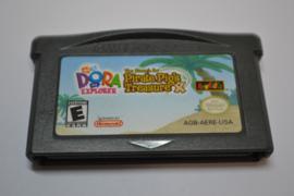 Dora Explorer Search For Pirate Pigs Treasure (GBA USA)