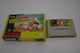 Goof Troop (SNES UKV CB)