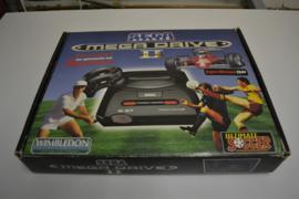 Megadrive II Console Set inl 3 games