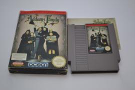 The  Addams Family  (NES FRA CIB)