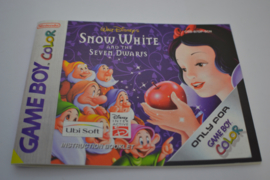 Disney's Snow White and the Seven Dwarfs (GBC SCN MANUAL)
