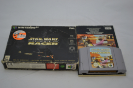 Star Wars - Episode I Racer (N64 NEU6 CIB)