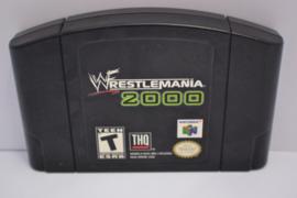 Wrestlemania 2000 (N64 USA)