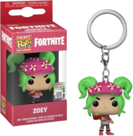 Pocket POP! Keychains: Zoey - Fortnite NEW