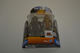 Star Wars Rebels Wullffwarro & Wookie Warrior 2 Pack