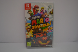 Super Mario 3D World + Bowser's Fury SEALED (SWITCH EUR)