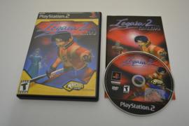Legaia Duel Saga (PS2 NTSC CIB)