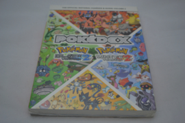 Pokemon Black & White Version 2 - Official Pokedex & Guide Volume 2 NEW