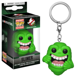 Pocket POP! Keychains: Slimer - Ghostbusters NEW