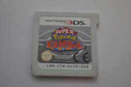 Super Pokemon Rumble (3DS EUR)