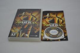Lara Croft Tomb Raider Anniversary (PSP NTSC CIB)