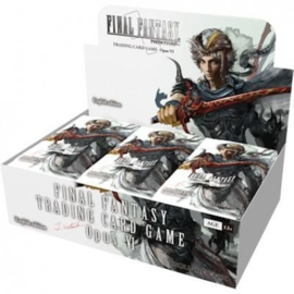 Final Fantasy TCG Opus VI Booster Box SEALED (36 Boosters)