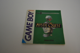 Mystic Quest (GB HOL MANUAL)