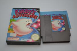 Kirby Adventure (NES HOL CIB)