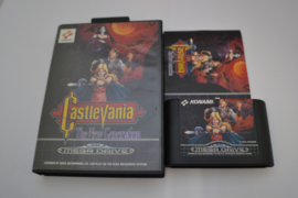 Castlevania The New Generation (MD)