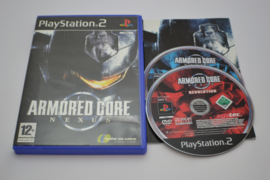Armored Core Nexus (PS2 PAL CIB)