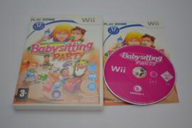Babysitting Party (Wii UKV CIB)