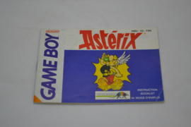 Asterix (GB UKV MANUAL)