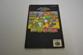 Yoshi's Story (64 NEU MANUAL)