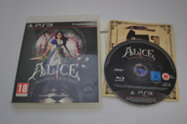 Alice Madness Returns (PS3 CIB)