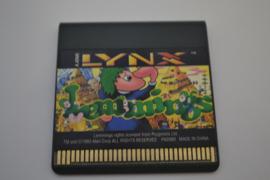 Lemmings (LYNX)